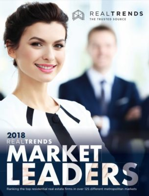 Real Trends Market Leaders - Coldwell Banker Danforth