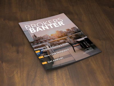 Broker's Banter Real Estate Magazine