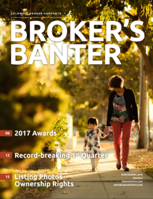 Brokers Banter Real Estate News